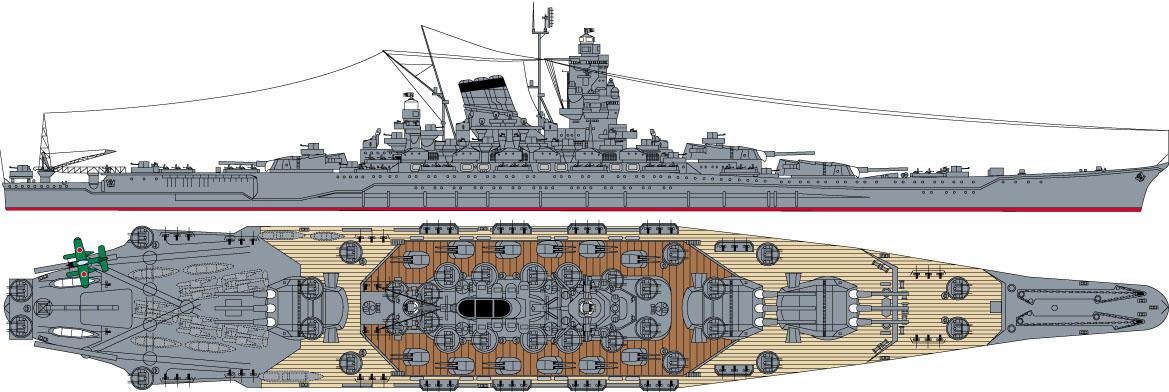 超大和型戦艦の画像 p1_20