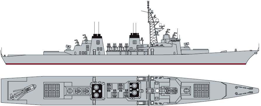 護衛艦 あ きづき
