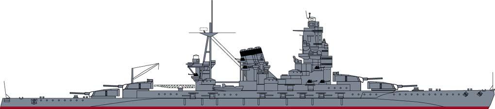 長門 (戦艦)の画像 p1_2