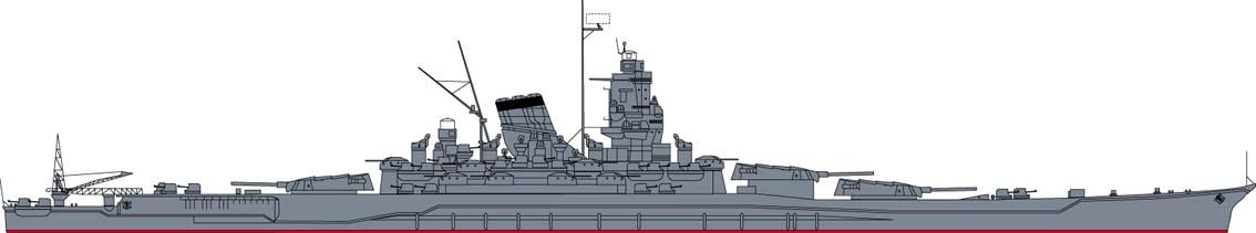 大和型戦艦の画像 p1_4